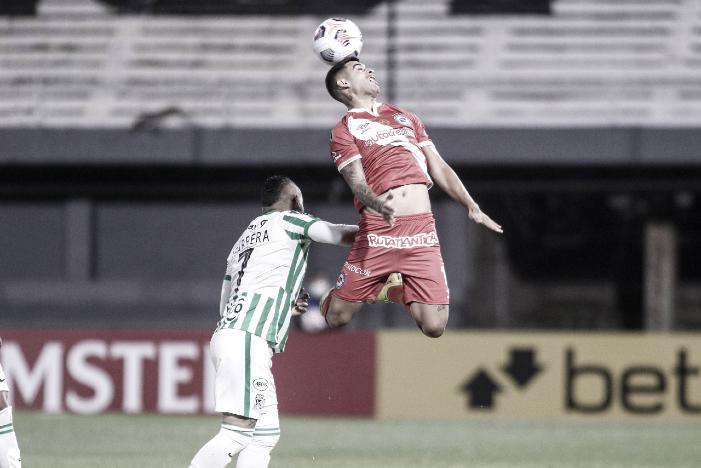 Atlético Nacional sumó su primera caída en la fase de grupos de la Copa Libertadores