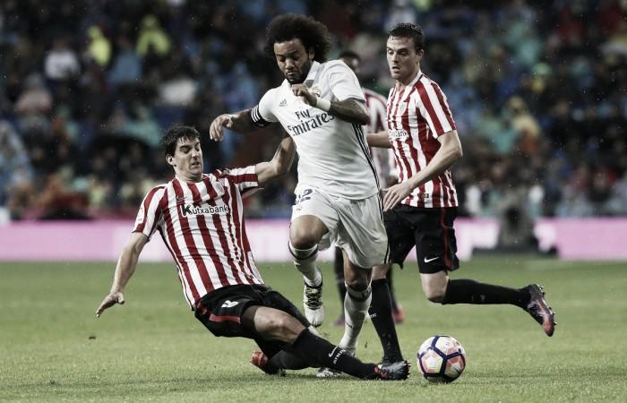 La buena imagen no fue suficiente en el Bernabéu