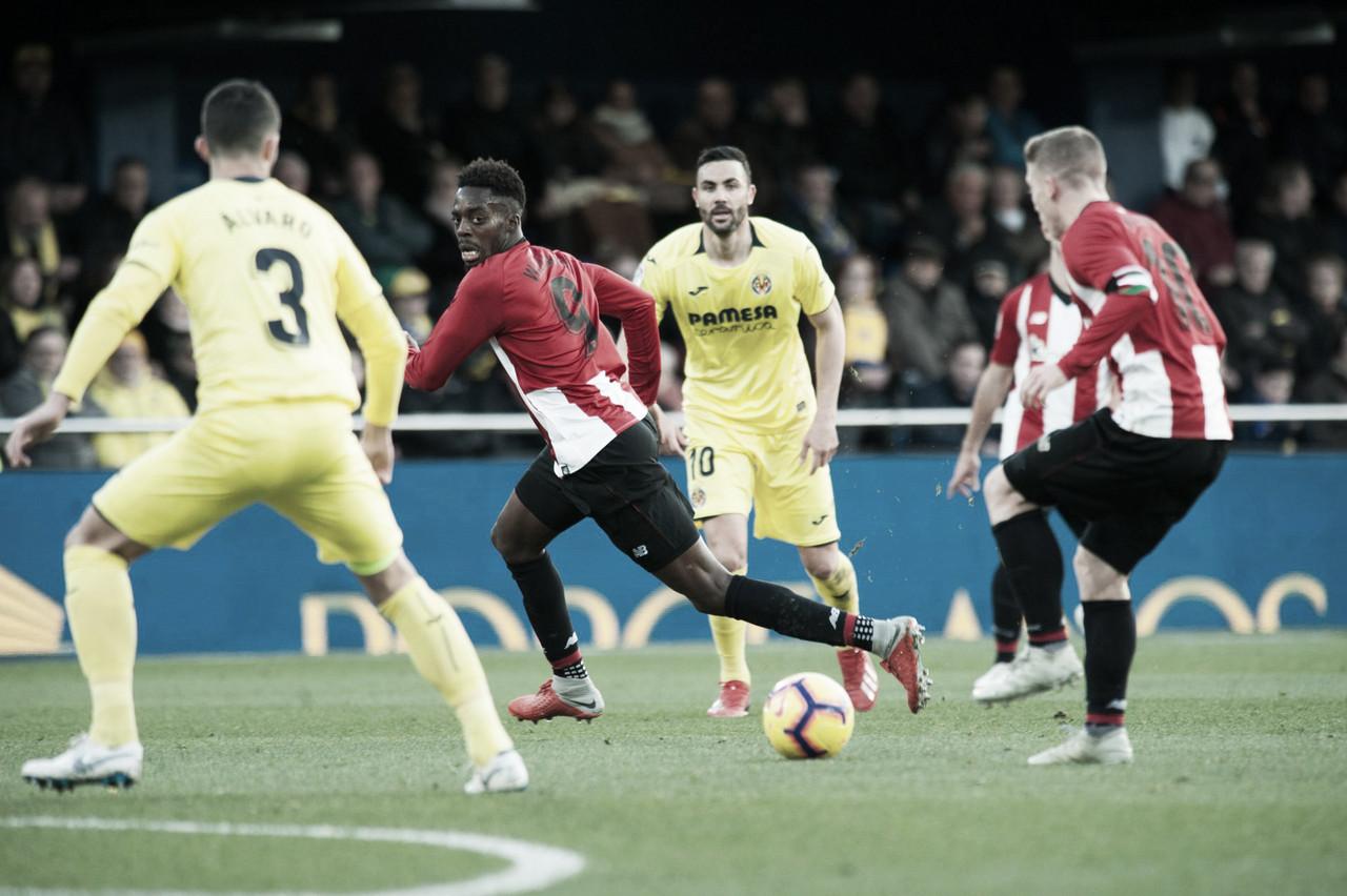 El Athletic sigue sin perder con Garitano