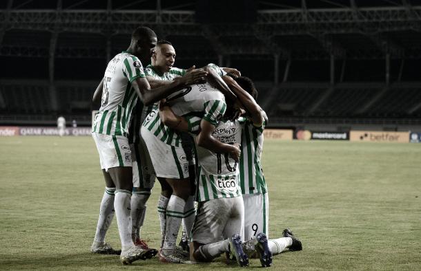 Atlético Nacional sacó la jerarquía y ganó en su debut copero