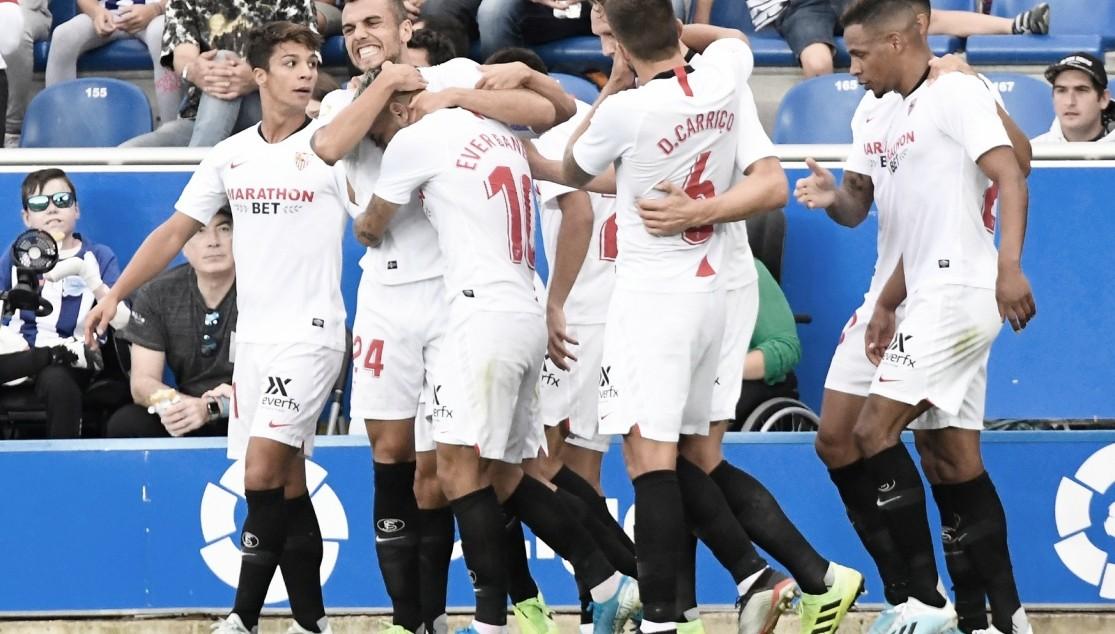 Alavés - Sevilla FC: puntuaciones del Sevilla, jornada 4 de La Liga