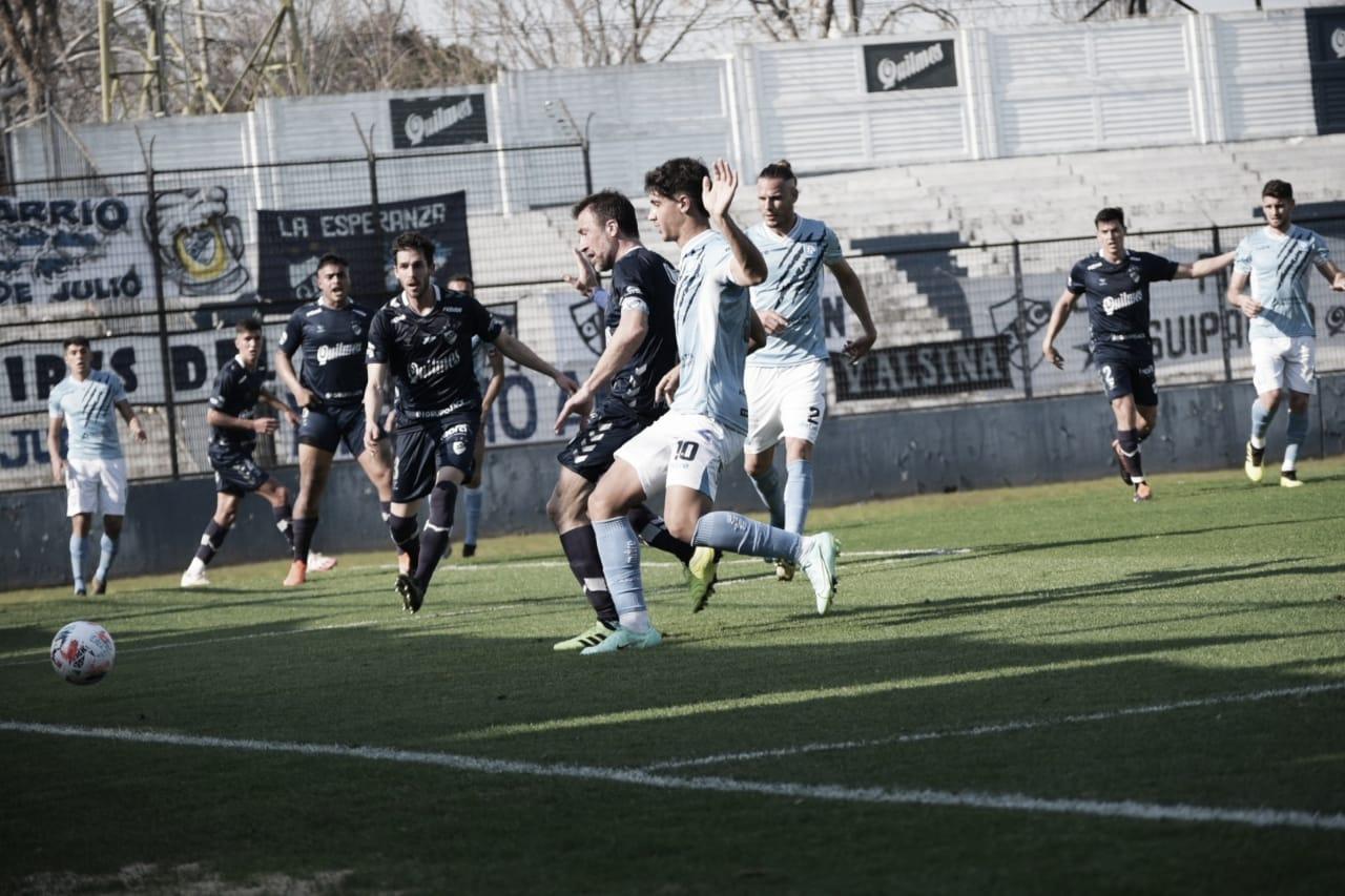 Fue empate 0 a 0 en Quilmes
