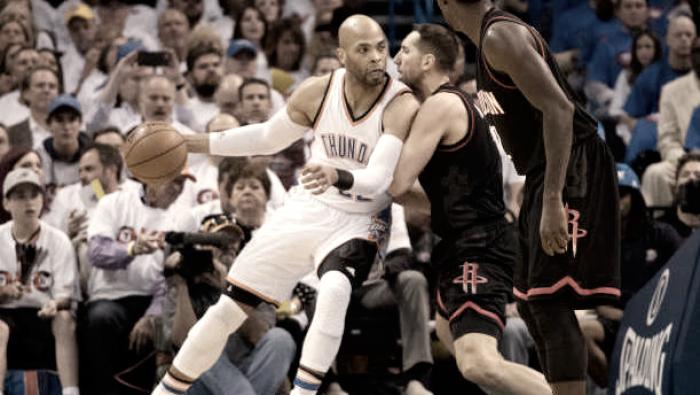 NBA Playoffs: Oklahoma rinasce, Houston k.o (115-113)