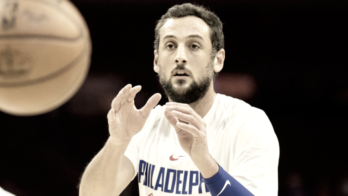 Does Marco Belinelli fit the 'process' ?