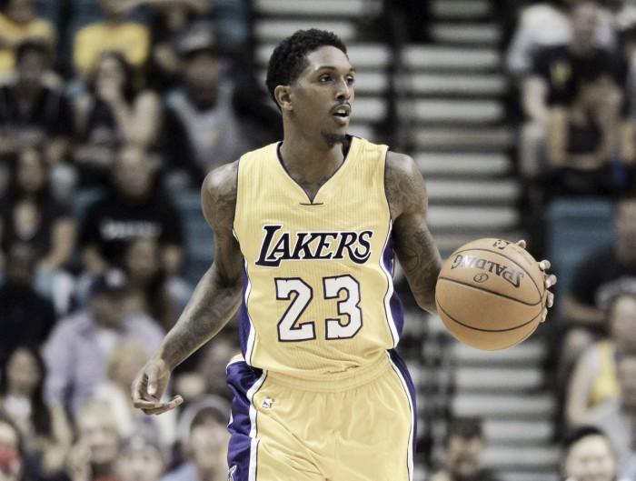 Los Angeles Lakers pone en el mercado a Lou Williams