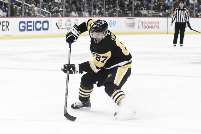 Sidney Crosby hitting rare scoring drought in pursuit of goal 400