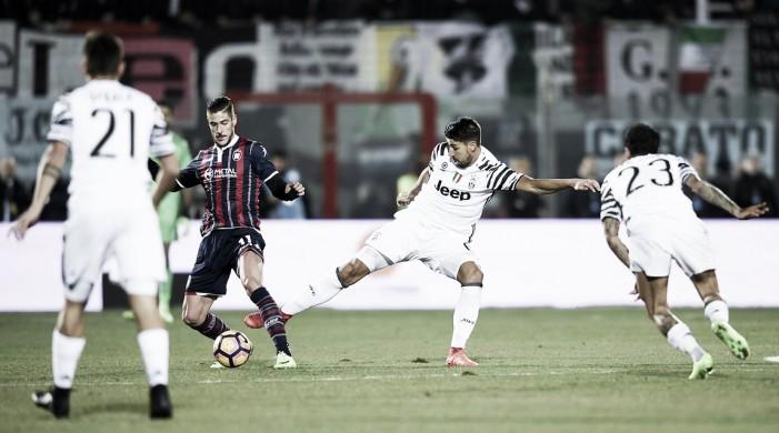 Crotone-Juve, vince la più forte