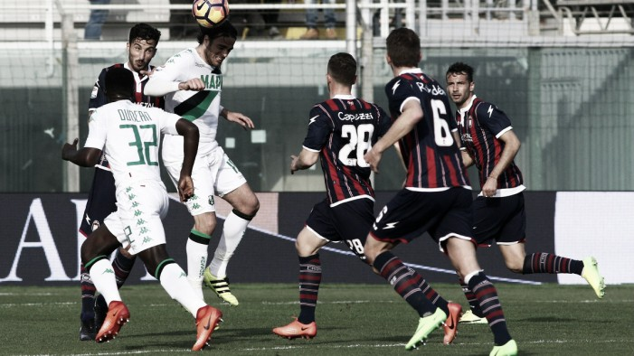 Reti inviolate allo Scida: 0-0 tra Crotone e Sassuolo