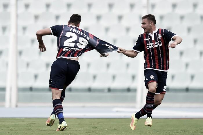 """Crotone, testa all'Inter. Trotta: """"Vogliamo la vittoria"""""""