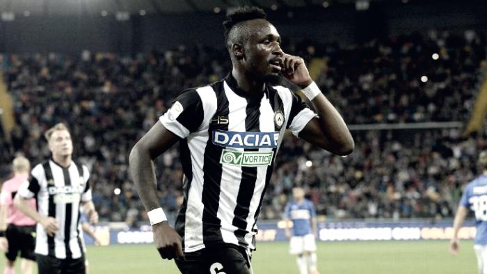 Posticipo Serie A, Crotone-Udinese 0-3
