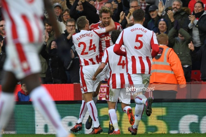 Stoke City 2-2 Leicester City: Potters twice come from behind to deny Puel's Foxes victory