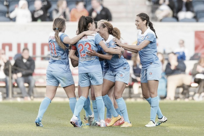 NWSL Week Nine Roundup: Chicago takes first place