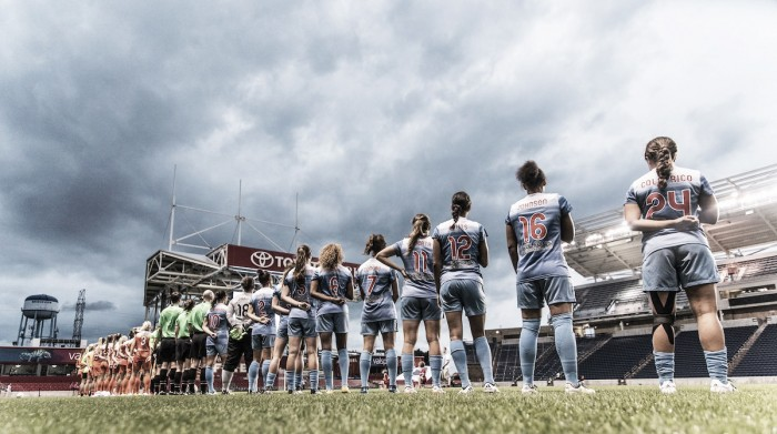 Chicago Red Stars update preseason roster