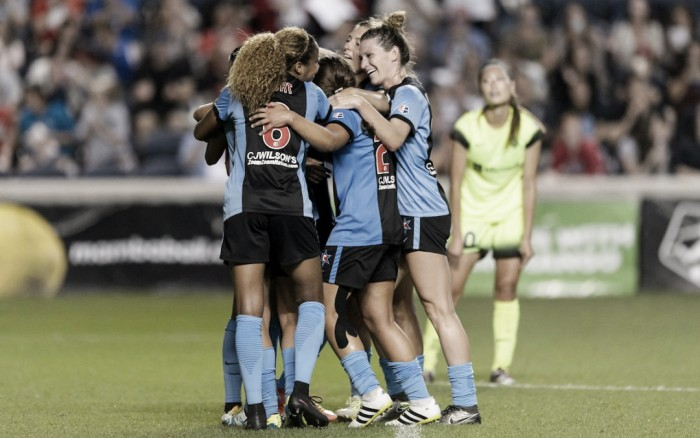Chicago Red Stars announce preseason roster