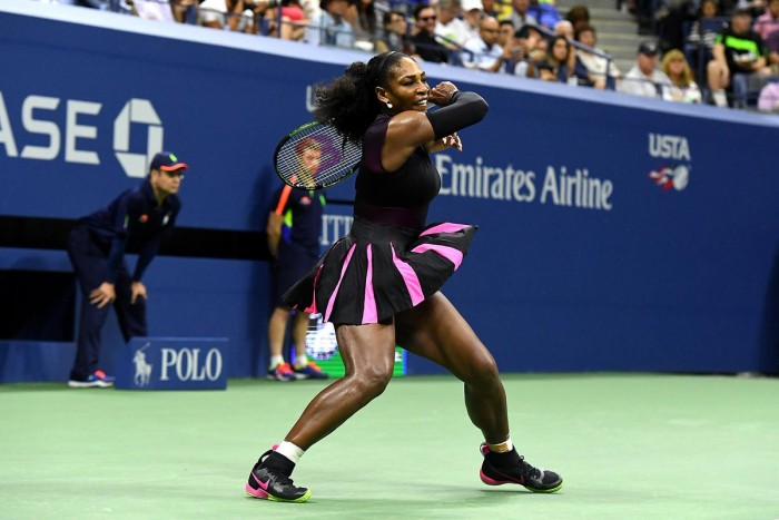 US Open 2016 - Avanti Halep, Radwanska e Serena Williams