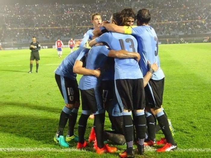 Cavani-Suarez, sono (Uru)guay! 4-0 al Paraguay nelle qualificazioni a Russia 2018