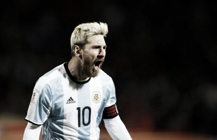 Na estreia de Bauza, Messi decide, Argentina vence Uruguai e assume liderança na Eliminatória