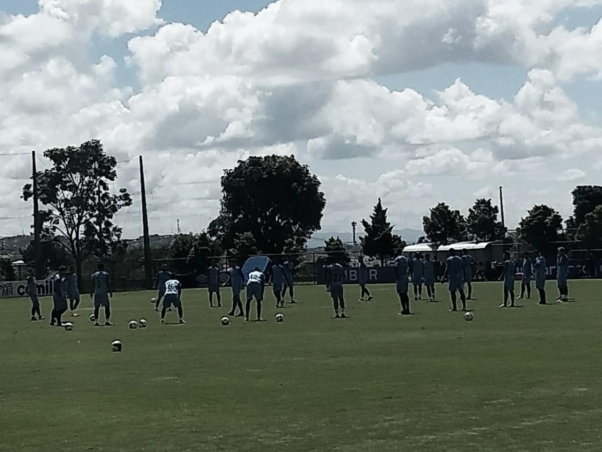 Mano mantém mistério e não mostra Cruzeiro que vai a campo no clássico contra Atlético