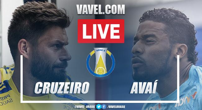 Gols e melhores momentos Cruzeiro x Avaí pela Série B (0-3)