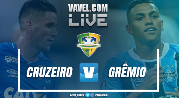 Resultado Cruzeiro 2x0 Grêmio na Primeira Liga 2017 - VAVEL.com ddfa4be7dfdce