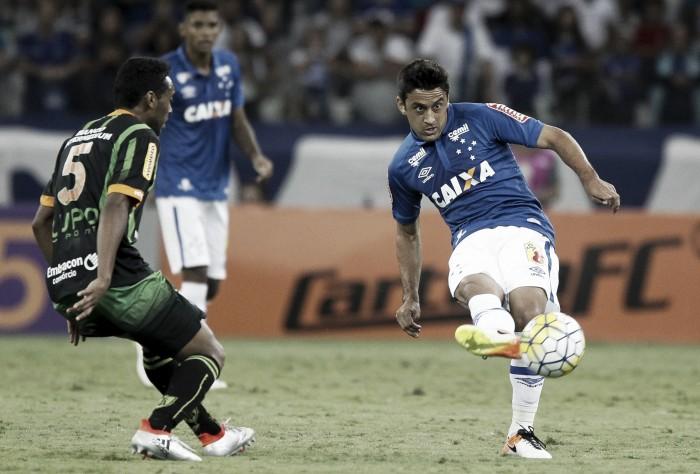 Cruzeiro e América-MG não saem do empate e permanecem no Z-4 do Brasileirão