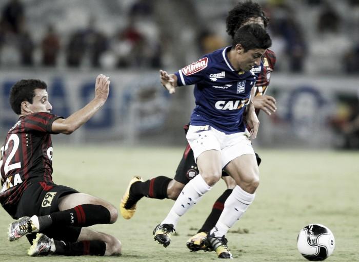 Cruzeiro recebe motivado Atlético-PR buscando segunda vitória em casa