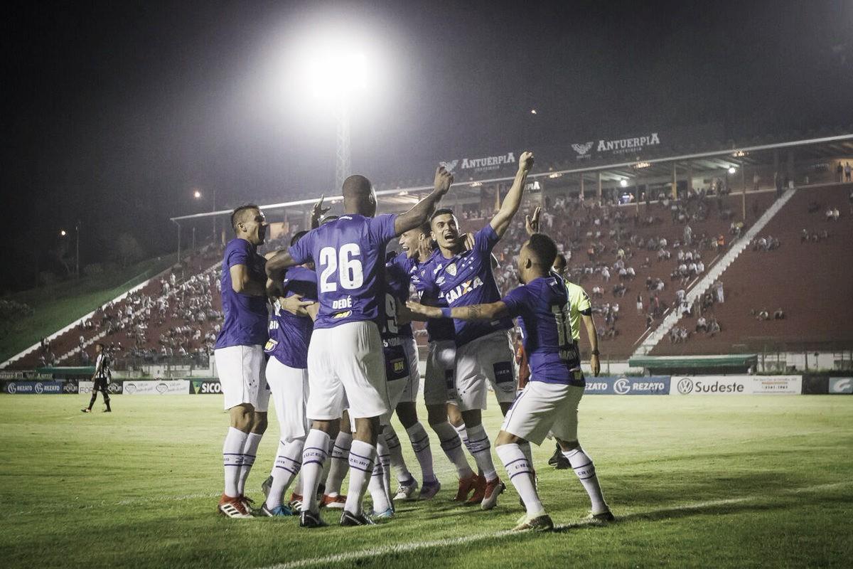Fora de casa, Cruzeiro derrota Tupi e amplia vantagem na semifinal do Mineiro