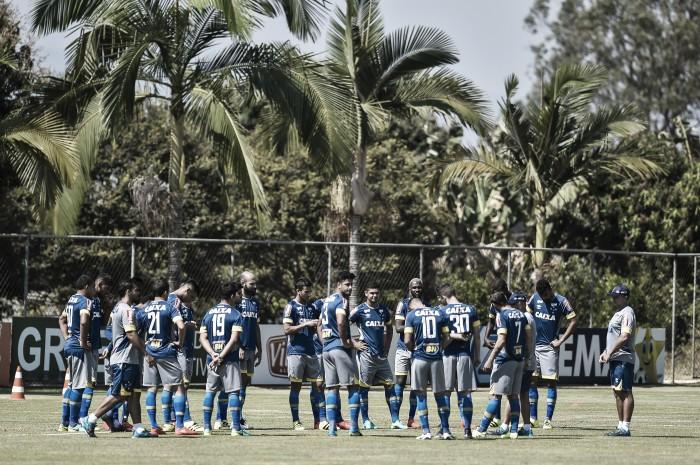 Em primeiro duelo sem Fábio, Cruzeiro divulga lista de 23 atletas para enfrentar o Figueirense