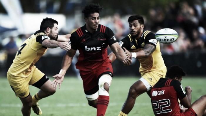 Super Rugby 2016: Crusaders, con la mirada puesta en la séptima corona