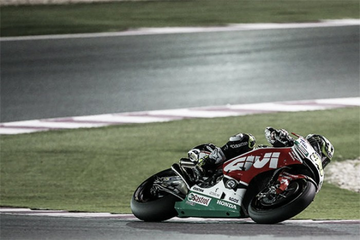 Cal Crutchlow crashed because bike was 'lost'