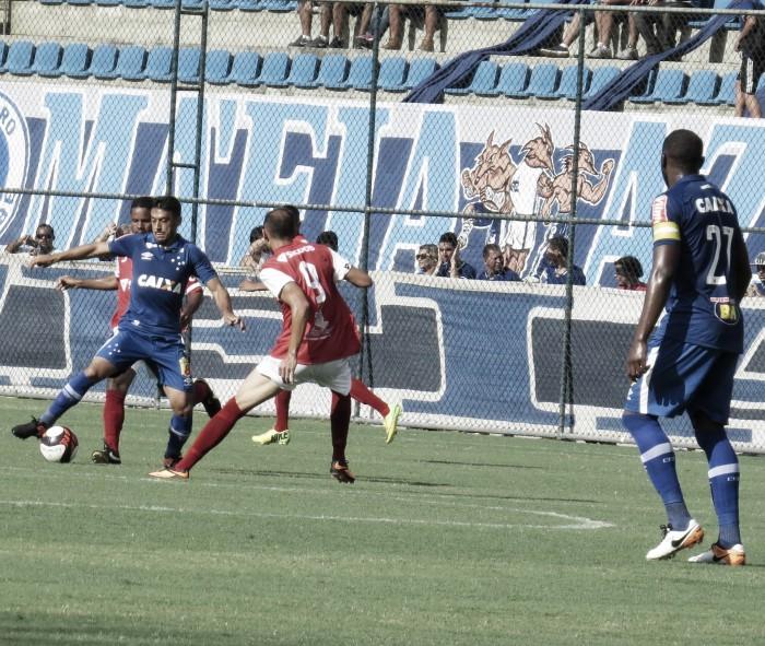 Com show de Sóbis, Cruzeiro atropela Brasília-DF no último jogo-treino antes do Mineiro