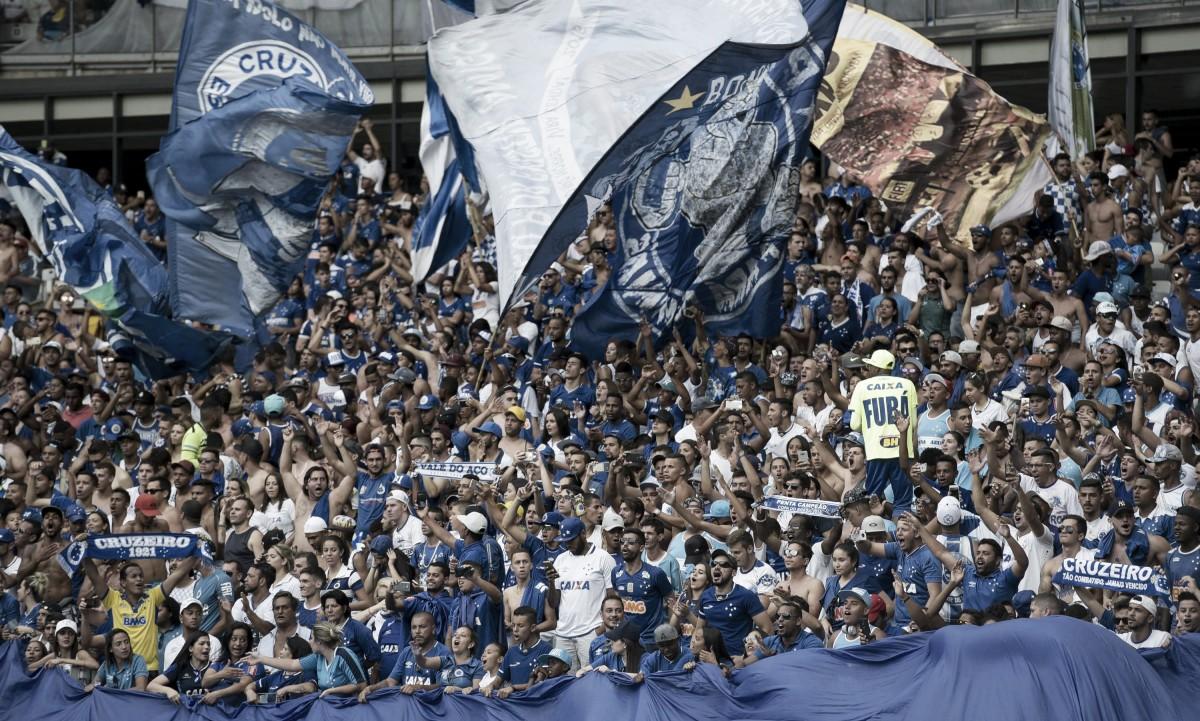 Cruzeiro divulga promoção de ingressos e espera casa cheia em jogo de volta contra Tupi