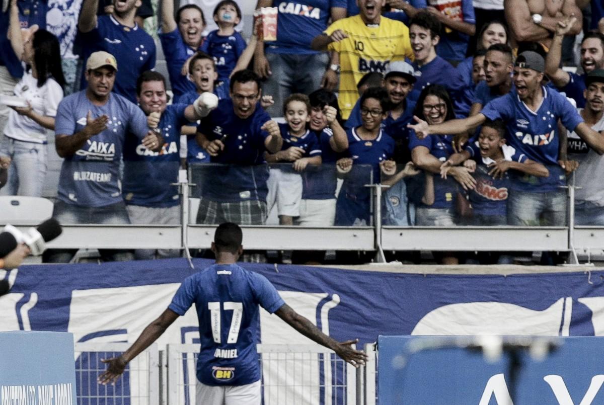 Em jogo único, Cruzeiro bate Patrocinense com dois de Raniel e avança para a semifinal do Mineiro
