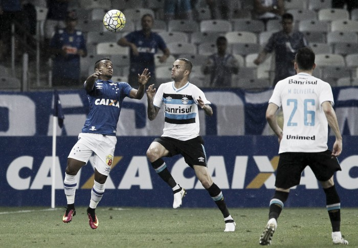 Resultado Cruzeiro x Grêmio na Copa do Brasil 2016 (0-2)