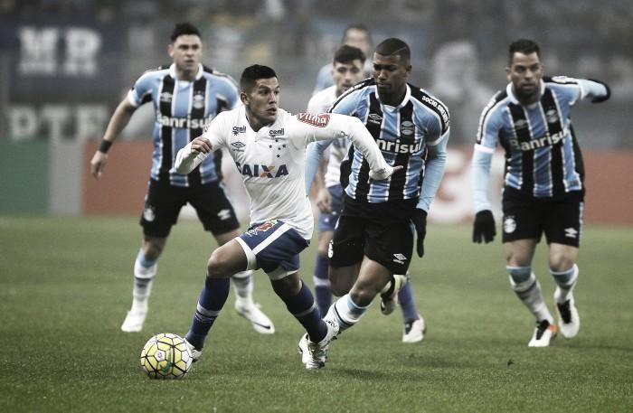 Cruzeiro encara Grêmio visando encerrar jejum de vitórias no Campeonato Brasileiro