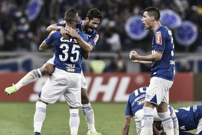 Grandes viradas impulsionam Cruzeiro na Copa do Brasil