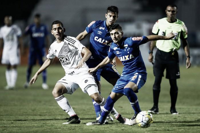 Resultado Cruzeiro x Ponte Preta (2-0)