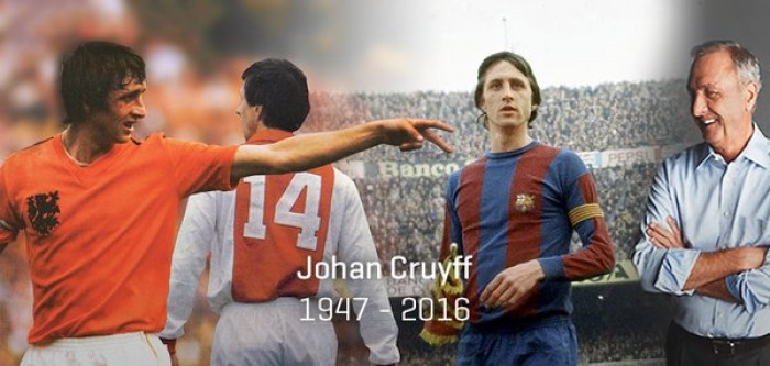 Hommage : Johan Cruyff, Le joueur ultime au service du Football Total (1/2)
