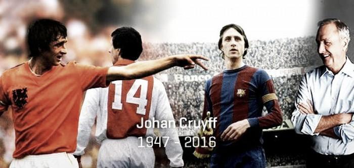 Johan Cruyff: el hombre que cambió el fútbol