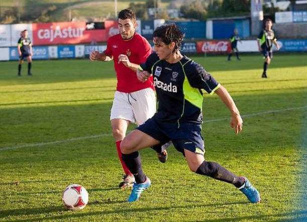 El Racing de Ferrol se hace con los servicios de Adrián Cruz