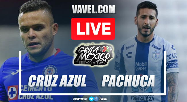 Goals and Highlights: Cruz Azul 1-1 Pachuca in Liga MX 2021