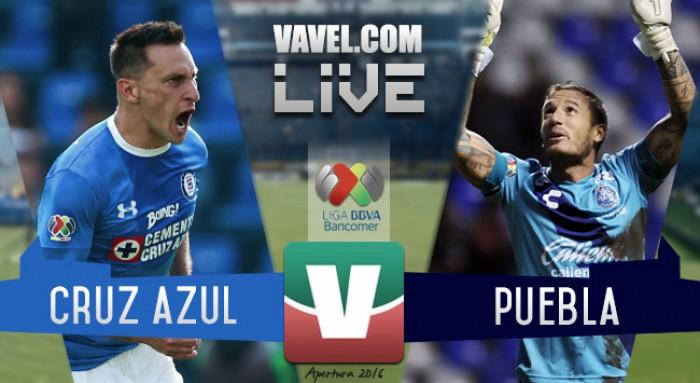 De manera agónica, Puebla gana en el Azul