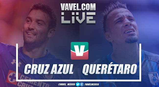 Resumen y goles Cruz Azul 1-1 Querétaro en Vuelta Cuartos de Final Liguilla 2018