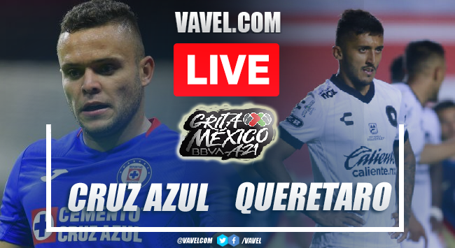 Goals and Highlights: Cruz Azul 2-0 Querétaro in Liga MX 2021