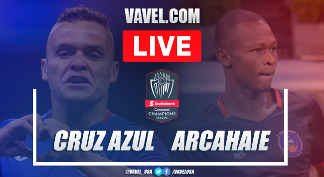 Goals and Highlights of Cruz Azul 8-0 Arcahaie on Round of 16 Concachampions 2021