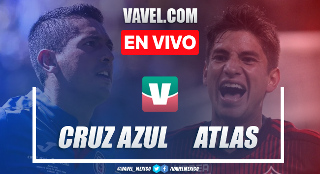 Resumen y video goles: Cruz Azul 1-0 Atlas en Amistoso 2019