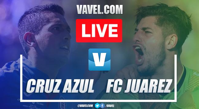 Goals and Highlights: Cruz Azul 2-0 FC Juarez, 2019 Liga MX