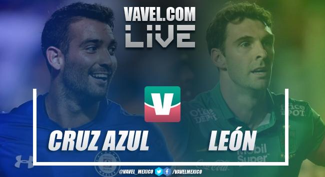 Resultado y penales del Cruz Azul 1-1 León en semifinal Copa MX 2018