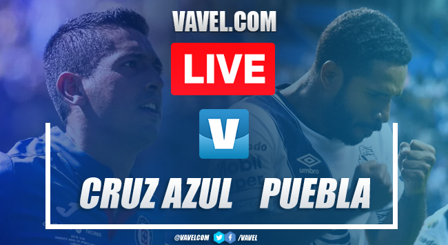 Cruz Azul vs Puebla: LIVE Stream Online and Score Updates (0-0)