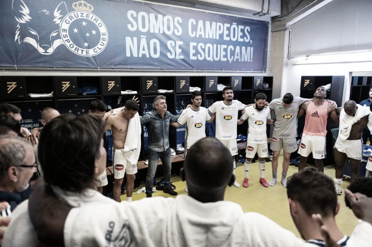 Fábio acredita que união é fundamental para iniciar sequência positiva no Cruzeiro